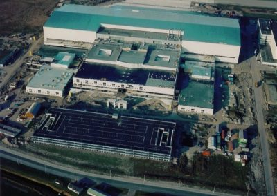 KLM hangar 14 te Schiphol